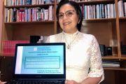 PROFESORA DE LA UPNFM, OBTIENE DOCTORADO CON NOTA SOBRESALIENTE CUM LAUDE EN ESPAÑA