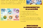 Celebración del Día Mundial de la Inocuidad de Alimentos 2021