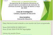 CCEE DESARROLLA INNOVACIÓN EDUCATIVA EN CLASE DE INVESTIGACIÓN