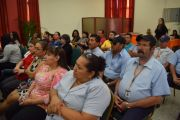 PERSONAL ADMINISTRATIVO PARTICIPA EN TALLER INSTITUCIONAL