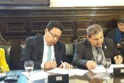 UPNFM SUSCRIBE CONVENIO PARA RECONOCIMIENTO DE CRÉDITOS CON UNIVERSIDADES LATINOAMERICANAS